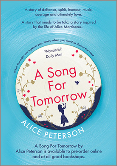 A Song for Tomorrow - Alice Peterson