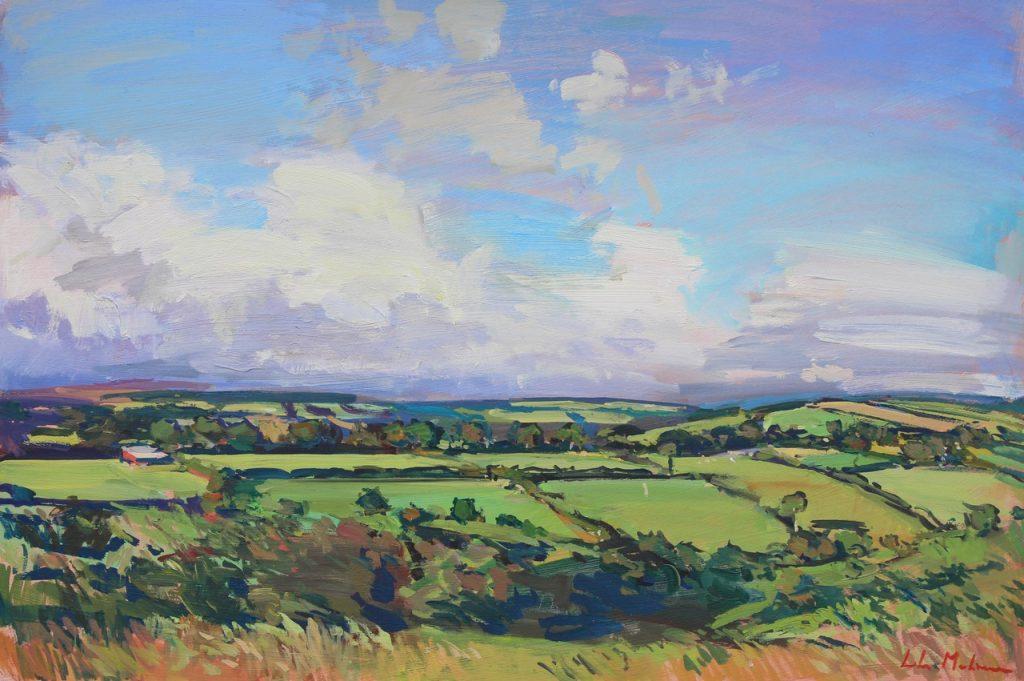 Exmoor and Cornwall